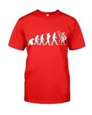 L Evolution Classic T-Shirt front