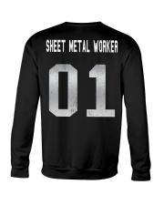 Sheet Metal Worker Crewneck Sweatshirt tile