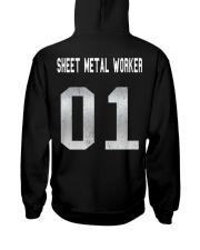 Sheet Metal Worker Hooded Sweatshirt tile