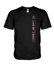 Sheet Metal Worker V-Neck T-Shirt thumbnail