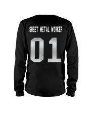 Sheet Metal Worker Long Sleeve Tee tile