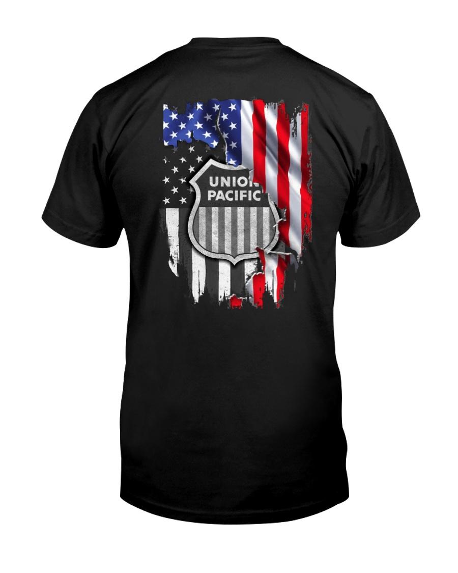 Union Pacific Railroad Classic T-Shirt