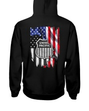Union Pacific Railroad Hooded Sweatshirt thumbnail