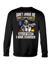 8th Infantry Division Crewneck Sweatshirt thumbnail