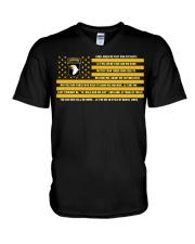 101st Airborne Division V-Neck T-Shirt thumbnail