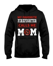 Firefighter Mom Hooded Sweatshirt thumbnail
