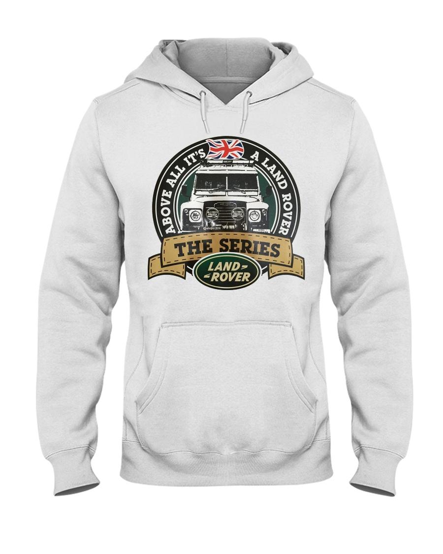 LR-LimitedEdition Hooded Sweatshirt