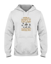 Scout it s a post apocalyptic survival skill Hooded Sweatshirt thumbnail