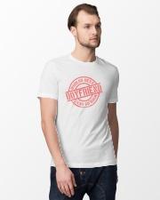 Boyfriend worlds best boyfriend Classic T-Shirt lifestyle-mens-crewneck-front-12