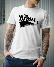 The bronx where my story begins 3 Classic T-Shirt lifestyle-mens-crewneck-front-6
