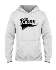 The bronx where my story begins 3 Hooded Sweatshirt thumbnail
