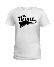 The bronx where my story begins 3 Ladies T-Shirt thumbnail
