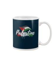 Palestine Flag Shirt Design Mug thumbnail