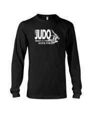 Judo super power shirt Long Sleeve Tee thumbnail