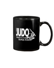 Judo super power shirt Mug thumbnail