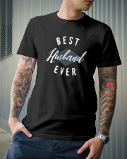 Best Husband ever as a gift Classic T-Shirt lifestyle-mens-crewneck-front-6