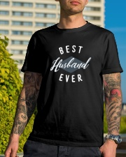 Best Husband ever as a gift Classic T-Shirt lifestyle-mens-crewneck-front-8