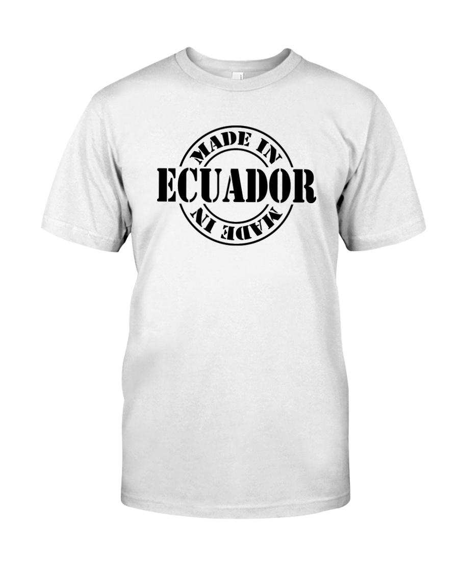 Made in Ecuador Classic T-Shirt
