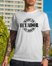 Made in Ecuador Classic T-Shirt lifestyle-mens-crewneck-front-8