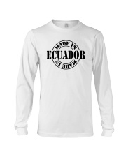 Made in Ecuador Long Sleeve Tee thumbnail