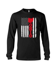 Usa ohio flag Long Sleeve Tee thumbnail