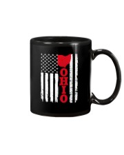 Usa ohio flag Mug thumbnail