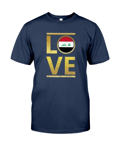 Roots love home Iraq