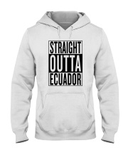 Straight outta Ecuador Hooded Sweatshirt thumbnail