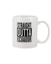 Straight outta Ecuador Mug thumbnail