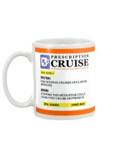 Your Prescription to Cruise Mug back
