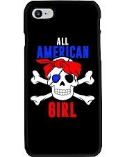 ALL AMERICAN GIRL Phone Case thumbnail