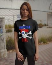ALL AMERICAN GIRL Classic T-Shirt apparel-classic-tshirt-lifestyle-18
