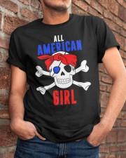 ALL AMERICAN GIRL Classic T-Shirt apparel-classic-tshirt-lifestyle-26