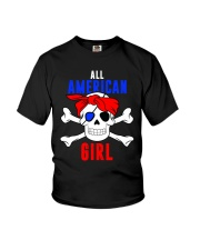 ALL AMERICAN GIRL Youth T-Shirt thumbnail