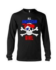ALL AMERICAN GIRL Long Sleeve Tee thumbnail