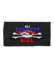 ALL AMERICAN GIRL Cloth face mask thumbnail