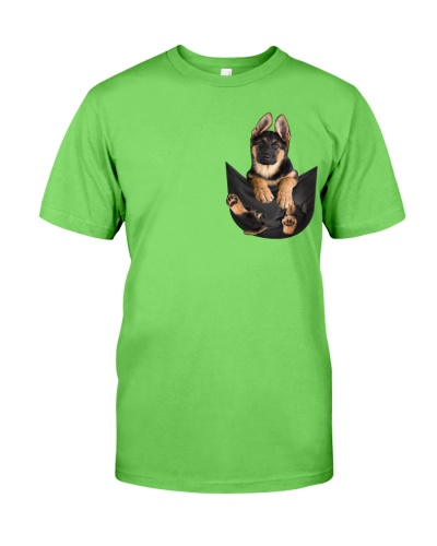 Special Edition Classic T-Shirt German Shepherd