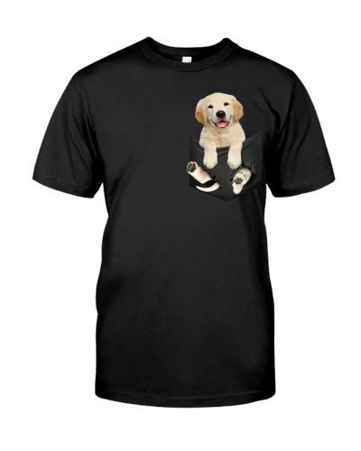 Special Edition Classic T-Shirt Golden Retriever