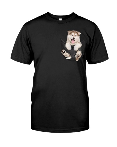 Special Edition Classic T-Shirt alaskan malamute