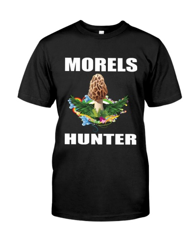 MORELS HUNTER