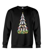 CHRISTMAS TEES FOR BULL TERRIER LOVER Crewneck Sweatshirt thumbnail
