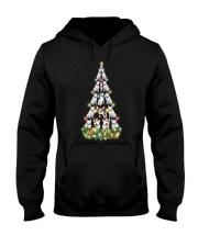 CHRISTMAS TEES FOR BULL TERRIER LOVER Hooded Sweatshirt thumbnail