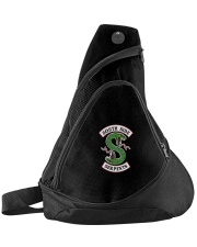 SOUTH SIDE SERPENTS Sling Pack front