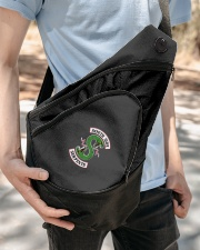 SOUTH SIDE SERPENTS Sling Pack garment-embroidery-slingpack-lifestyle-07