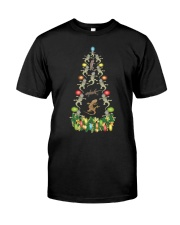 CHRISTMAS TEES FOR TOKAY GECKO LOVER Classic T-Shirt front