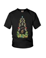 CHRISTMAS TEES FOR TOKAY GECKO LOVER Youth T-Shirt thumbnail