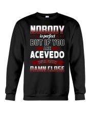 Acevedo  Acevedo  Acevedo  Acevedo  Acevedo  Crewneck Sweatshirt thumbnail