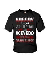 Acevedo  Acevedo  Acevedo  Acevedo  Acevedo  Youth T-Shirt thumbnail