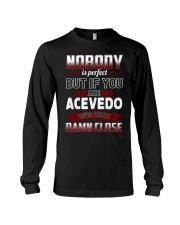 Acevedo  Acevedo  Acevedo  Acevedo  Acevedo  Long Sleeve Tee thumbnail