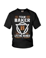 Baker  Baker  Baker  Baker  Baker  Baker  Baker Youth T-Shirt thumbnail